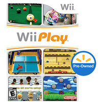 Nintendo Wii Play (Wii) - Pre-Owned