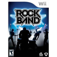 Electronic Arts Rock Band (Wii) - Pre-Owned