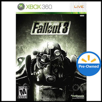 Bethesda Fallout 3 (Xbox 360) - Pre-Owned