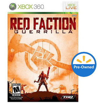 Thq Red Faction: Guerilla (Xbox 360) - Pre-Owned