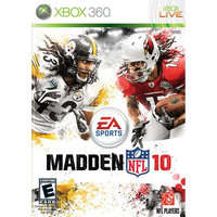 Electronic Arts Madden NFL 10 PRE-Owned (Xbox 360)
