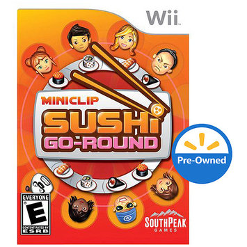 Southpeak Sushi Go Round (Wii) - Pre-Owned