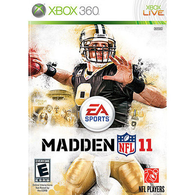 Electronic Arts Madden Nfl 2011 (Xbox 360) - Pre-Owned