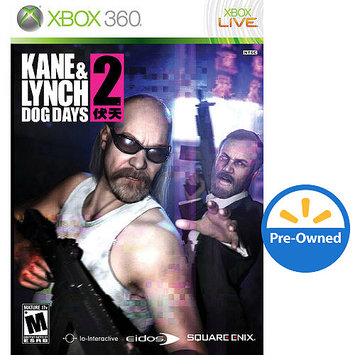Eidos Kane & Lynch Dog Days 2 (Xbox 360) - Pre-Owned