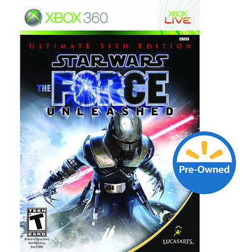 Lucasarts Entertainment Company Star Wars: The Force Unleashed Ii