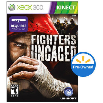 Ubisoft Fighters Uncaged (Xbox 360) - Pre-Owned