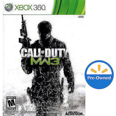 Activision Call Of Duty: MW3 PRE-OWNED (Xbox 360)