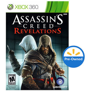 Ubisoft Assassin'S Creed: Revelations (Xbox 360) - Pre-Owned