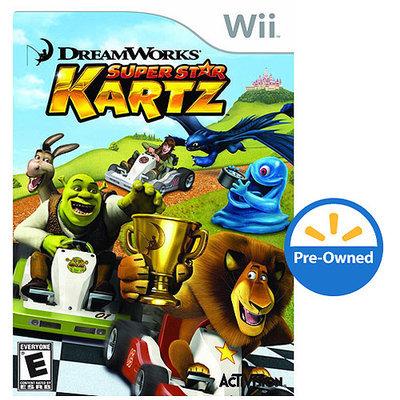 Activision DreamWorks Super Kartz PRE-OWNED (Nintendo Wii)