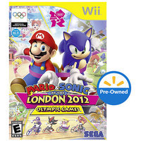 Sega Mario & Sonic: At The London 2012 Olympic Games PRE-OWNED (Nintendo