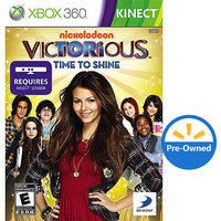 D3 Publisher Nickelodeon Victorious: Time To Shine PRE-OWNED (Xbox 360)