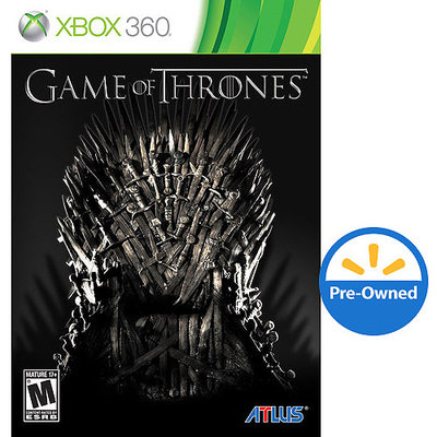 Atlus Game Of Thrones PRE-OWNED (Xbox 360)