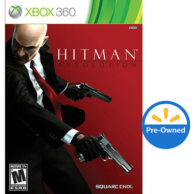 Square Enix Hitman: Absolution (Xbox 360)