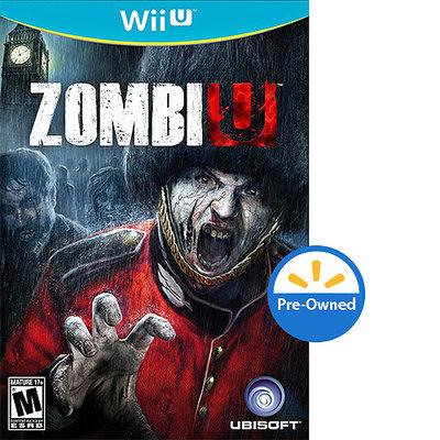 ZombiU PRE-OWNED (Nintendo Wii U)