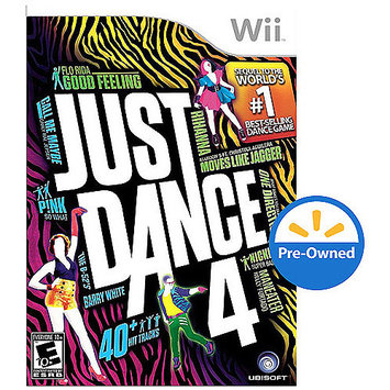 Ubi Soft Just Dance 4 PRE-OWNED (Nintendo Wii)