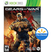 Microsoft Corp. Gears Of War: Judgment PRE-OWNED (Xbox 360)