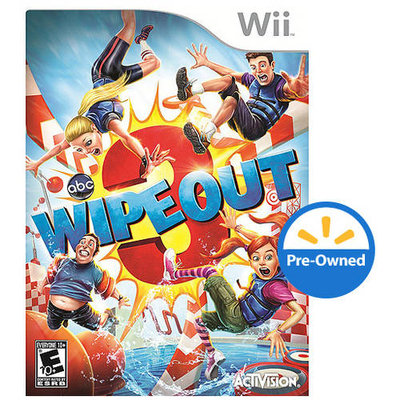 Activision Wipeout 3 PRE-OWNED (Nintendo Wii)
