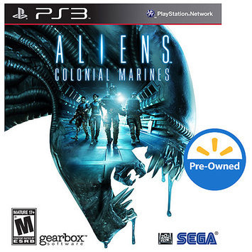 Sega Aliens: Colonial Marines PRE-OWNED (PlayStation 3)