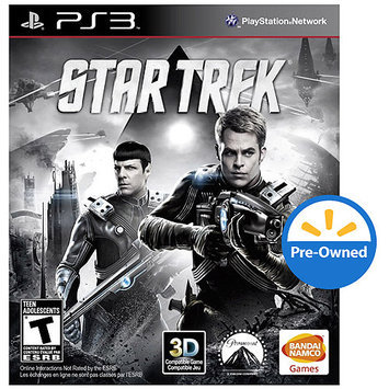 Namco Star Trek PRE-OWNED (PlayStaion 3)