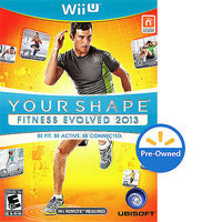 Your Shape: Fitness Evolved 2013 PRE-OWNED (Nintendo Wii U)