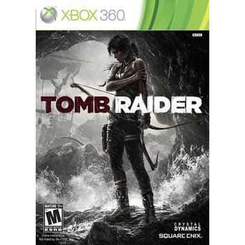 Square Enix Tomb Raider PRE-OWNED (Xbox 360)