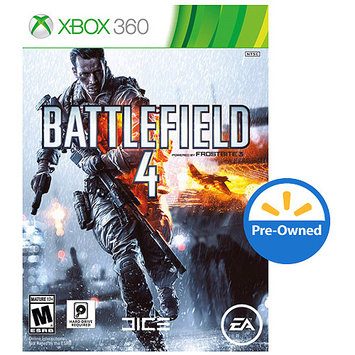 Konami Digital Entertainment Battlefield 4: Includes China Rising Expansion Pack PRE-OWNED (Xbox