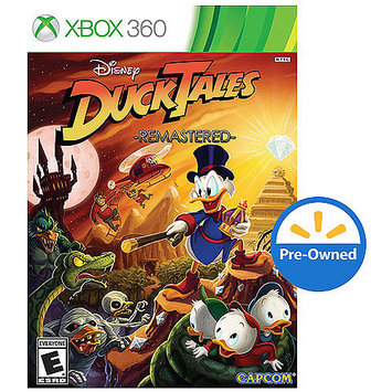 Capcom Disney Duck Tales: Remastered PRE-OWNED (Xbox 360)