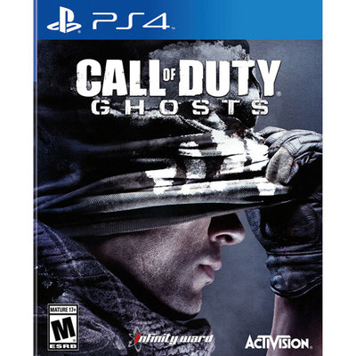 Activision Call of Duty: Ghosts PRE-OWNED (PlayStation 4)