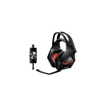 Asus STRIX PRO Gaming Headset - Black & Red, Black