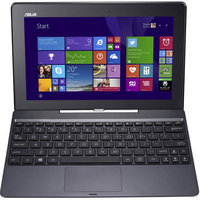 T100ta-h1-rd Asus Transformer T100TA 10.1 Detachable 2-in-1 Touchscreen Laptop & Tablet with 32GB SSD 500GB Dock-Red