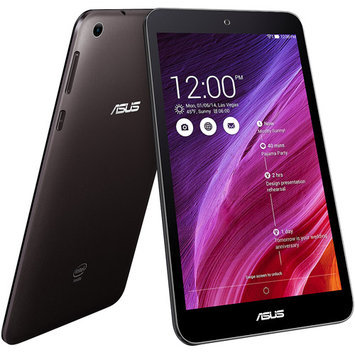 Asus Memo Pad 8 Me181cx-a1-bk 16GB Tablet - 8 - In-plane Switching [ips] Technology - Wireless Lan - Intel Atom Z3745 1.33 Ghz - Black - 1GB RAM - Android 4.4 Kitkat - Slate - (90nk0111-m01900)