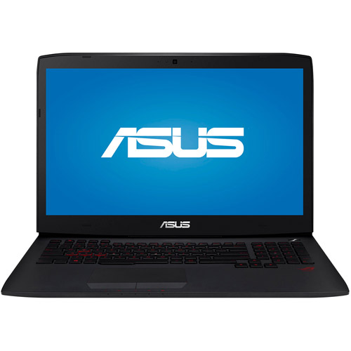 ASUS ROG G751 Series G751JT-CH71 Gaming Laptop Intel Core i7-4710HQ 2.50 GHz 17.3