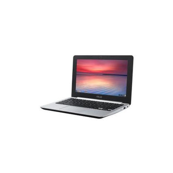 Asus Chromebook C200ma-edu2 11.6 Led Notebook - Intel Celeron N2830 2.16 Ghz - Black - 4GB RAM - Intel Hd Graphics - Chrome Os - 1366 X 768 Display - Bluetooth (c200ma-edu2)