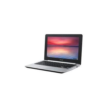 Asus Chromebook C200ma-edu2 11.6 Led Notebook - Intel Celeron N2830 2.16 Ghz - Black - 4GB RAM - Intel Hd Graphics - Chrome Os - 1366 X 768 Display - Bluetooth (c200ma-edu2)
