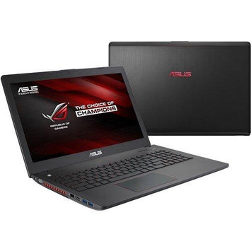 ROG G56JK-DH71 15.6in. LED (In-plane Switching (IPS) Technology) Notebook - Intel Core i7 i7-4710HQ 2.50 GHz - Black Aluminum