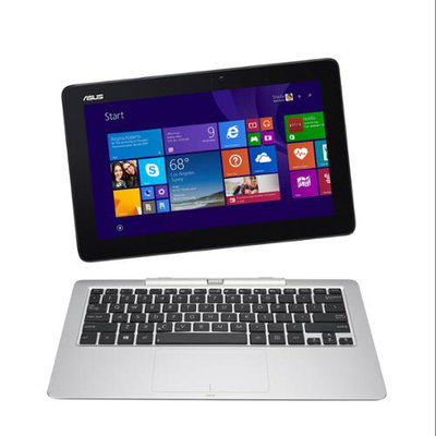 Asus Transformer Book T200ta-b1-bl Net-tablet Pc - 11.6 - In-plane Switching [ips] Technology - Wireless Lan - Intel Atom Z3775 1.46 Ghz - Dark Blue - 2GB RAM - 32GB Ssd - Windows (t200ta-b1-bl)