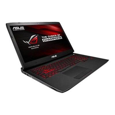 Asus Rog G751jl-ds71 17.3 Notebook - Intel Core I7 I7-4720hq 2.60 Ghz - Black - 16GB RAM - 1TB Hdd - Dvd-writer - Nvidia Gtx965m - Windows 8.1 64-bit - 1920 X 1080 Display - Bluetooth (90nb0892-m00260)