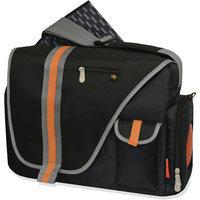 A.d. Sutton Fisher-Price Urban Messenger Diaper Bag