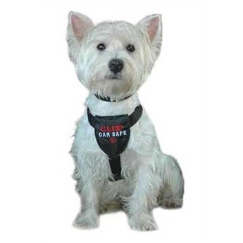 The Company of Animals Clix Car Safe Dog Harness