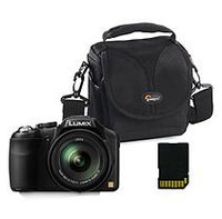 Panasonic Lumix DMC-FZ200 Digital Camera Bundle