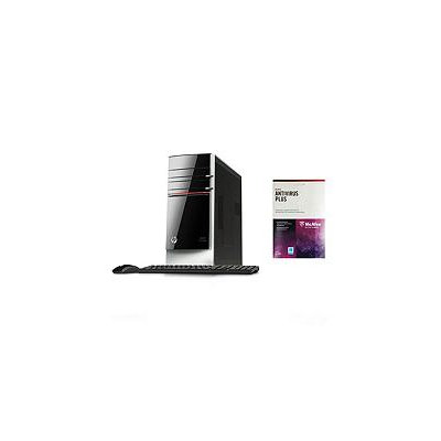 Hewlett Packard HP Envy 700-410 Desktop Computer, Intel Core i5-4440, 8GB Memory, 2TB Hard Drive, with McAfee Anti-Virus Plus