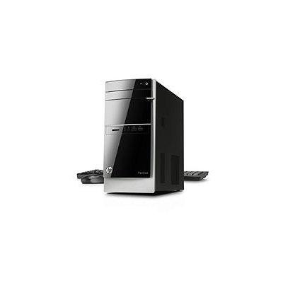 Hewlett Packard HP 500-490 Desktop Computer, Intel Core i3-4130, 4GB Memory, 1TB Hard Drive, with McAfee Anti-Virus Plus