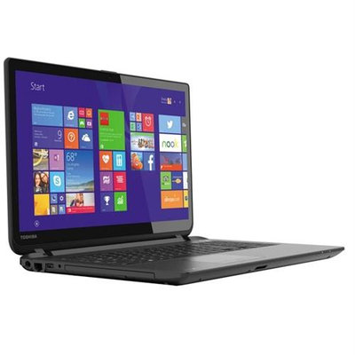 Toshiba Satellite L55dt-b5144 15.6 Touchscreen Led [trubrite] Notebook - Amd A-series A8-6410 Quad-core [4 Core] 2 Ghz - Fusion Finish In Satin Gold - 8GB RAM - Ddr3l Sdram - 1TB (pskunu-008005-k9)