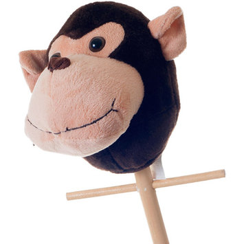 Trademark Global Games Happy Trails Maggie the Monkey Animal Stick