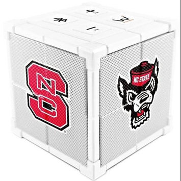 Wiseways WKL027 Kube Bluetooth Collegiate Speaker - NC State