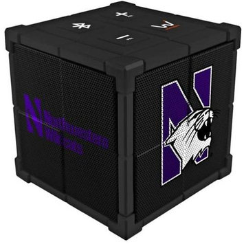 Wiseways Kube WKL031 Bluetooth Collegiate Speaker - Northwestern School