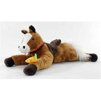 Teeboo 91208-HBR Galoo - Horse Brown Plush Toy