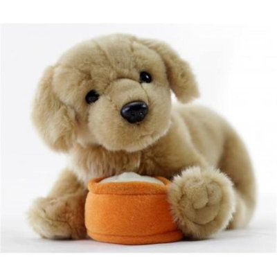Teeboo 91210B-BGD Dog - Golden Retriever Plush Toy