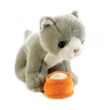 Teeboo 91220B-GRC Kitten - Minx Gray Plush Toy