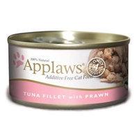 Mpm Products Usa- Applaws Pet AW00018 Applaws Tuna & Prawn - 2.47 Oz. Case 24